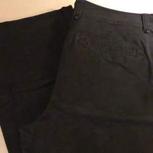 St. John's Bay pants in good condition